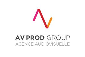 Logo AV PROD